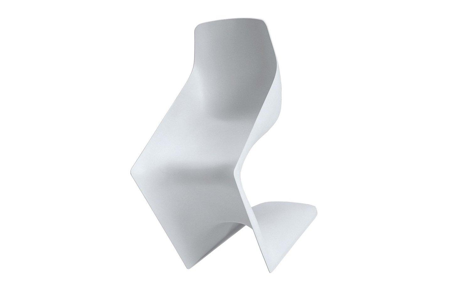 Pulp chair – White