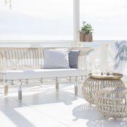 Belladonna Outdoor Sofa Lifestyle