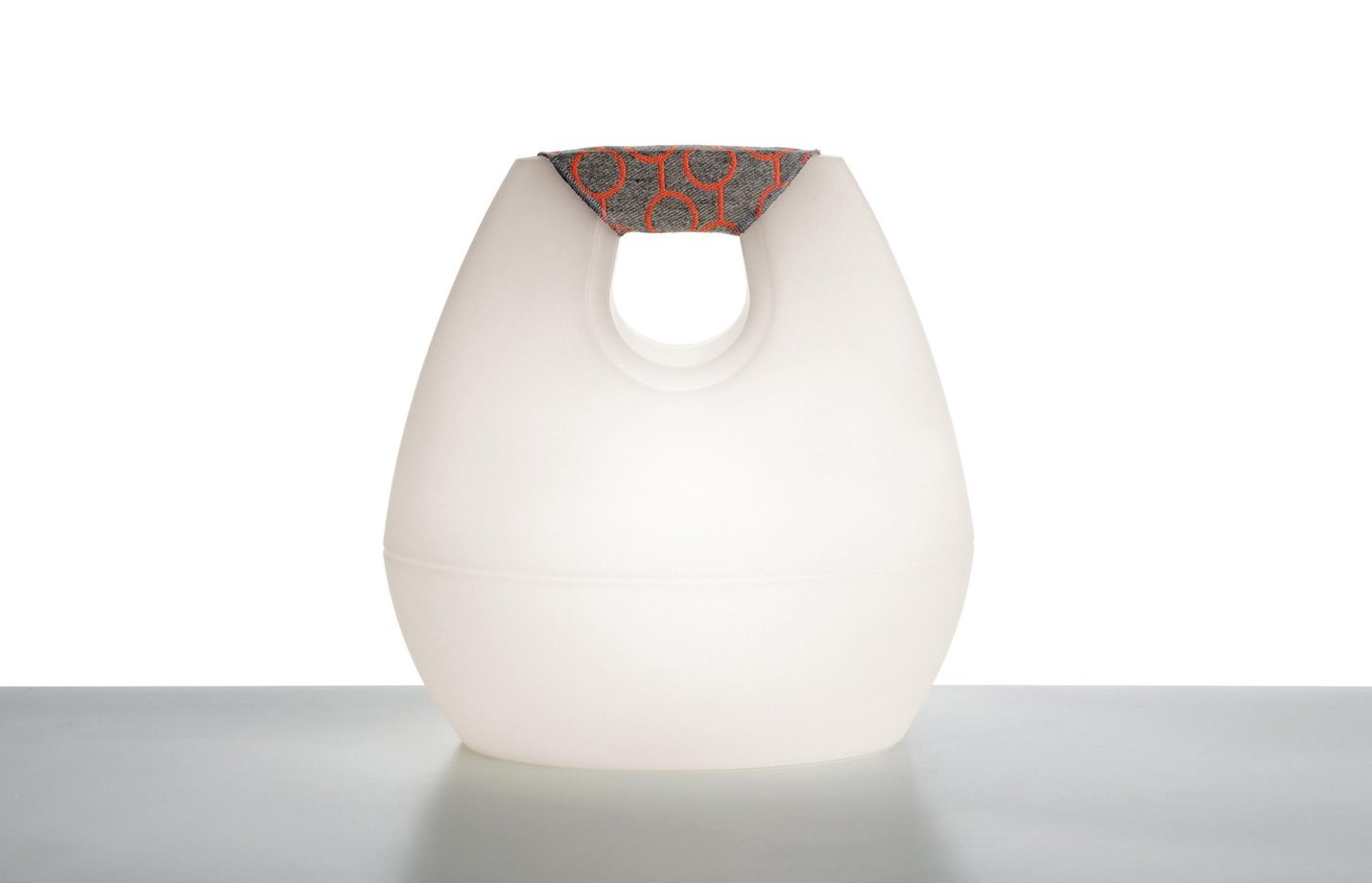 Borsalina Floor Lamp – White