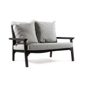 Classique Loveseat Sofa - Blanc