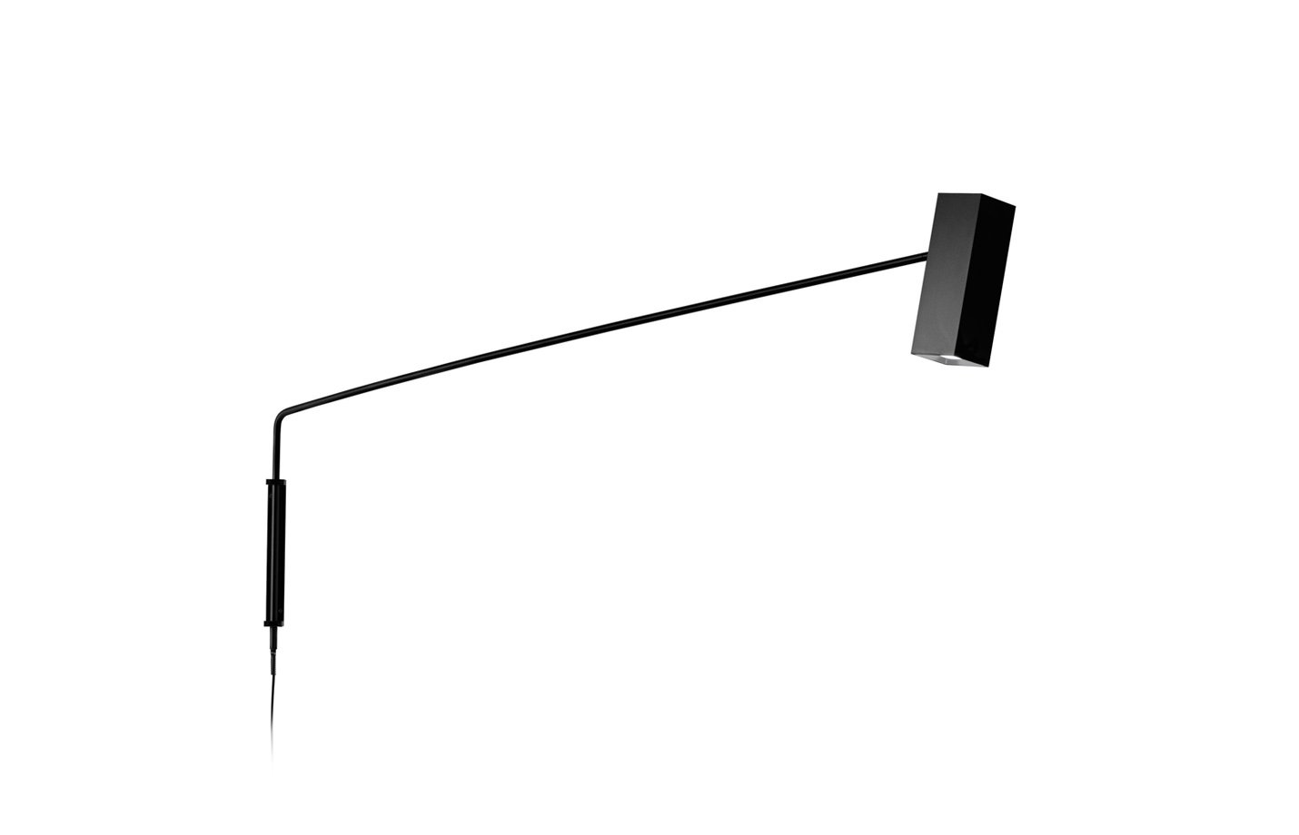Dejavu Wall Lamp – Black