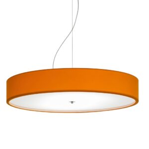 Discovolante Pendant Light - Orange