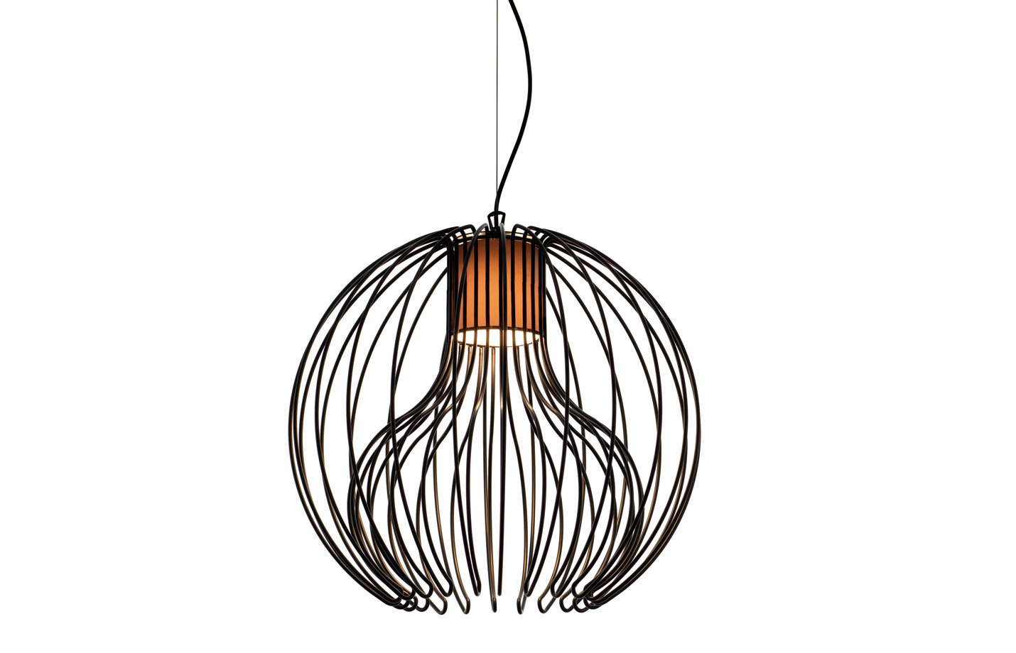 Icaro ball Pendant Light
