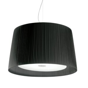 Milleluci Pendant Light - Black