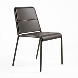 A600 Sidechair Charbon dining chair