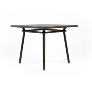 Square Dining Table - Charbon