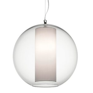 Bolla Pendant Light - White