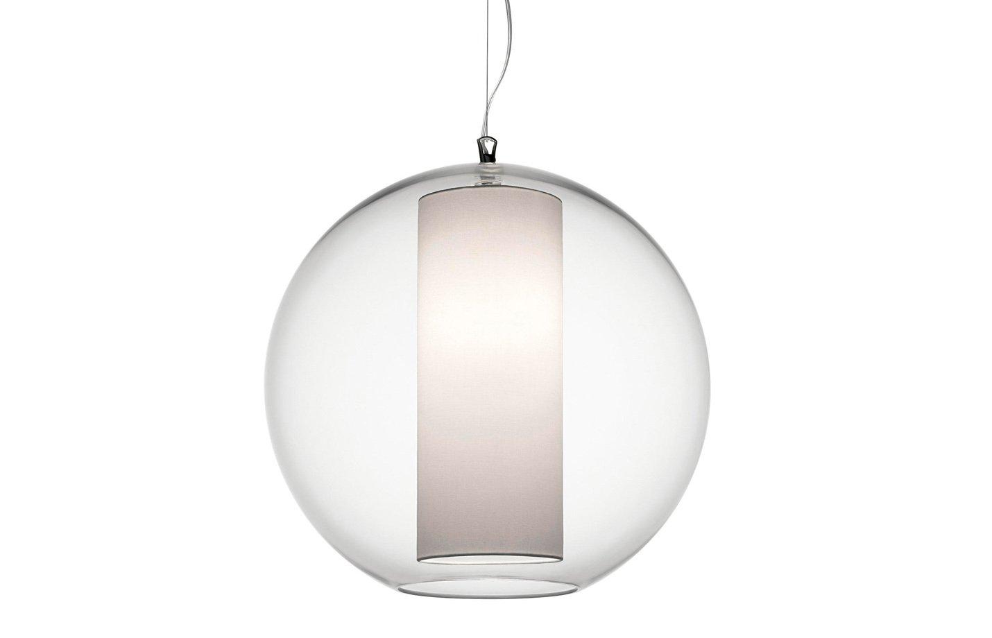 Bolla Pendant Light – White