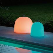 campanone-outdoor-Floor-Light-Multicolor