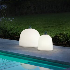 campanone outdoor Floor Light - White
