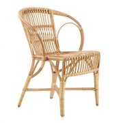 Wengler Rattan Chair – Natural