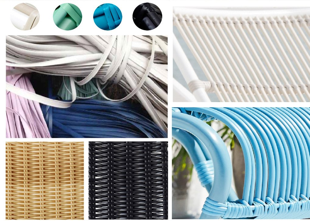 Artfibre and Alu-Rattan