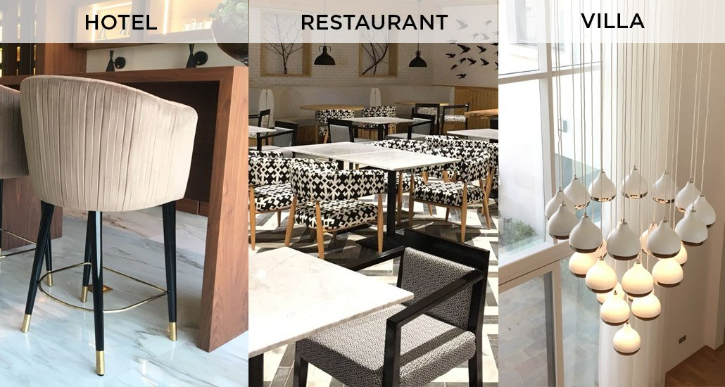 Custom Made Furniture For Luxury Hospitality Projects In