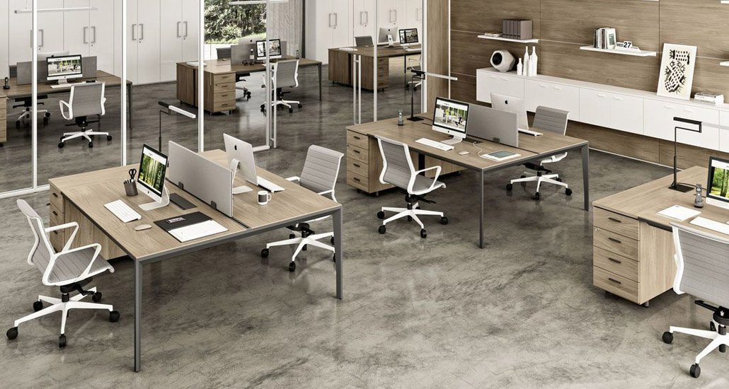 Italian Office Furniture By Fabiia