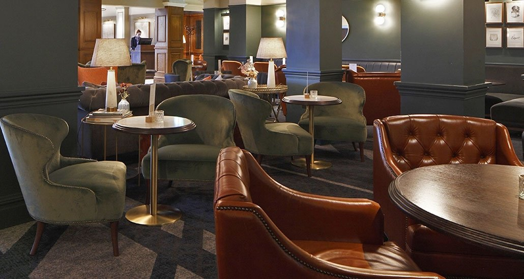 Bespoke furniture for hotel
