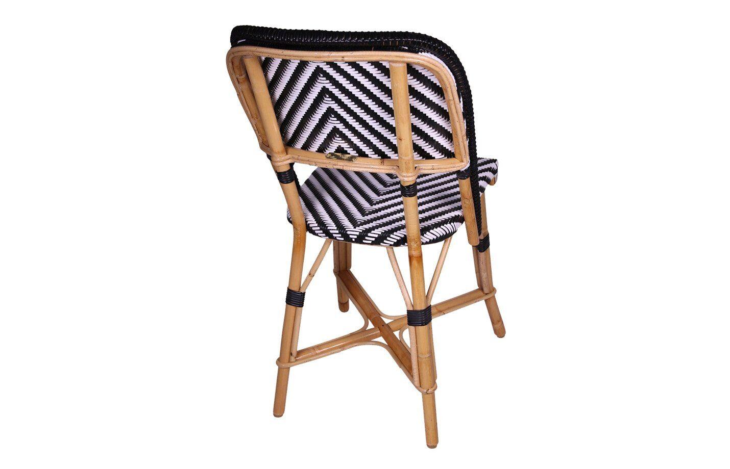 Chambord-S-white-black-Rattan-Side-Chair-02