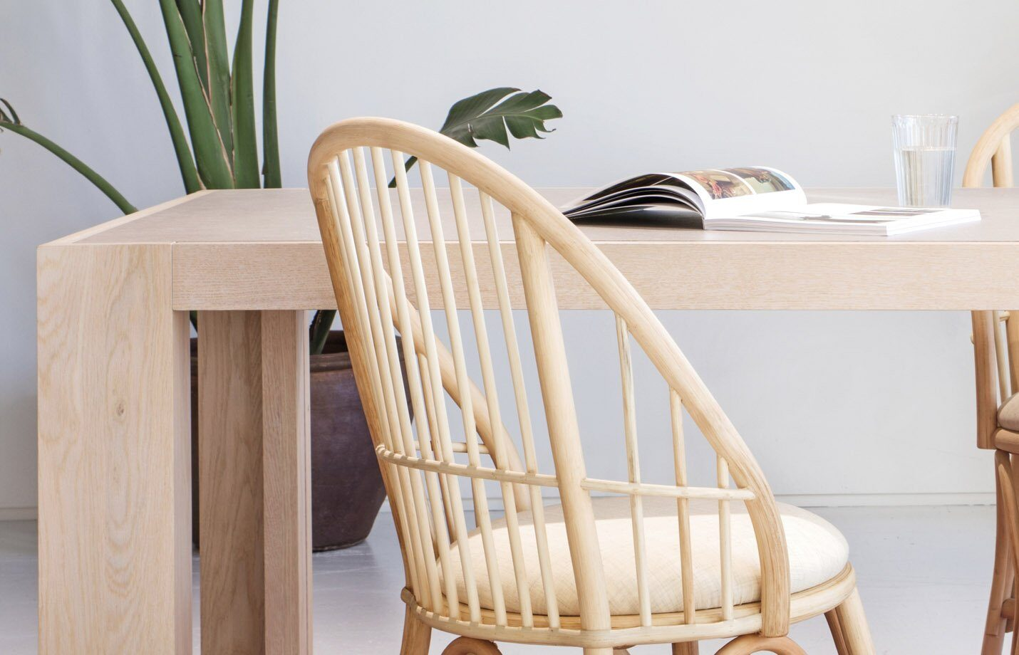 Coqueta-upholstered-Rattan-dining-chair-LS3