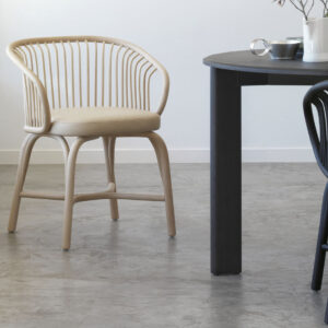 Huma-dining-armchair-with-rattan-legs-LS01