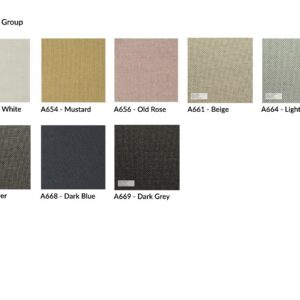 Sika-design-Indoor-Group-A-Fabrics