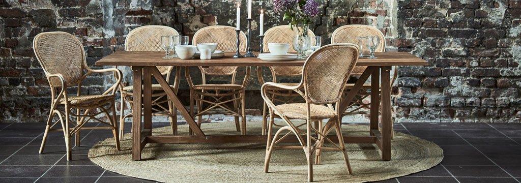 Designer Rattan Furniture by Fabiia