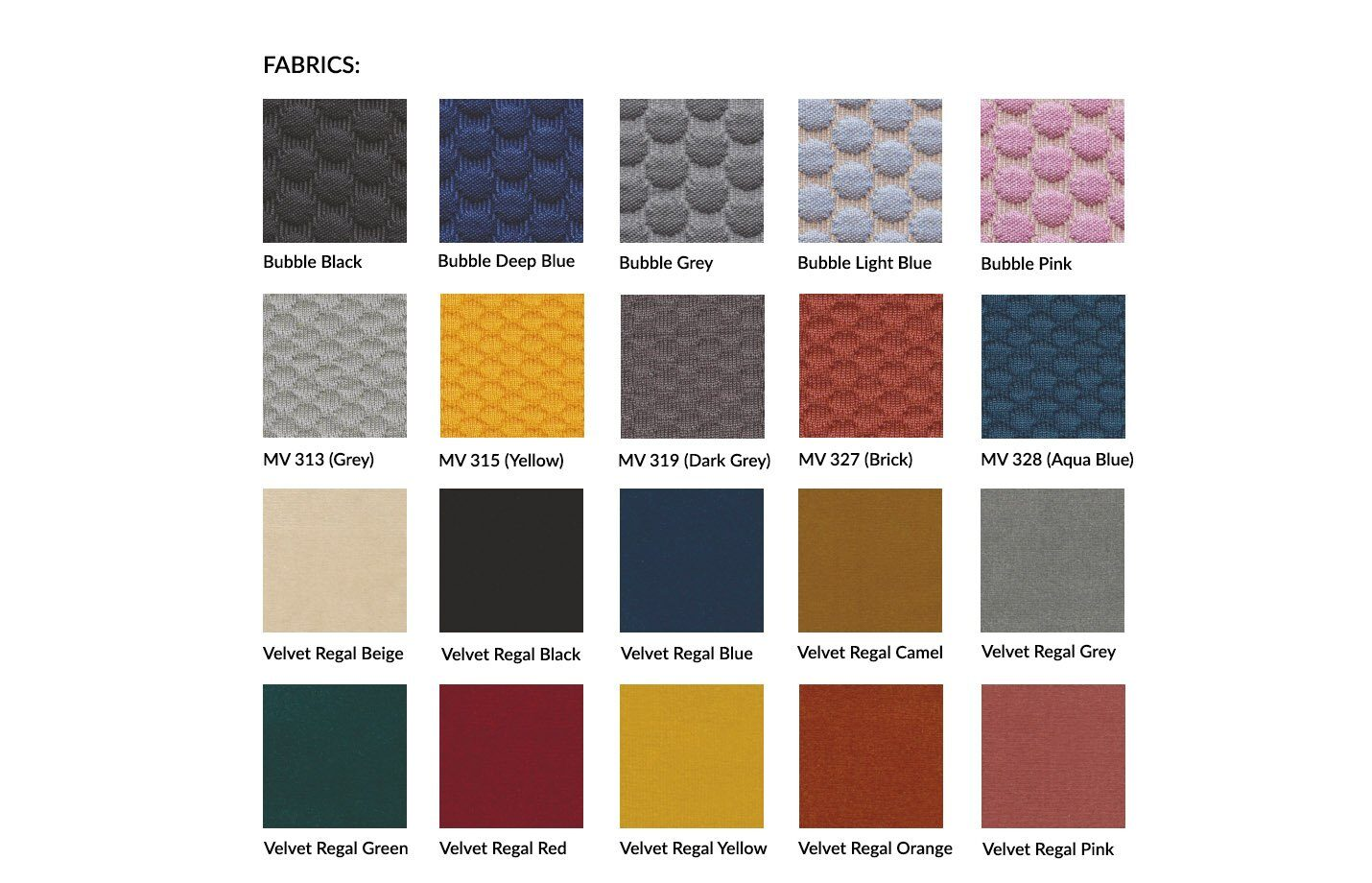 Fabric-swatches-Bubble-Millenial-V-Regal-MF