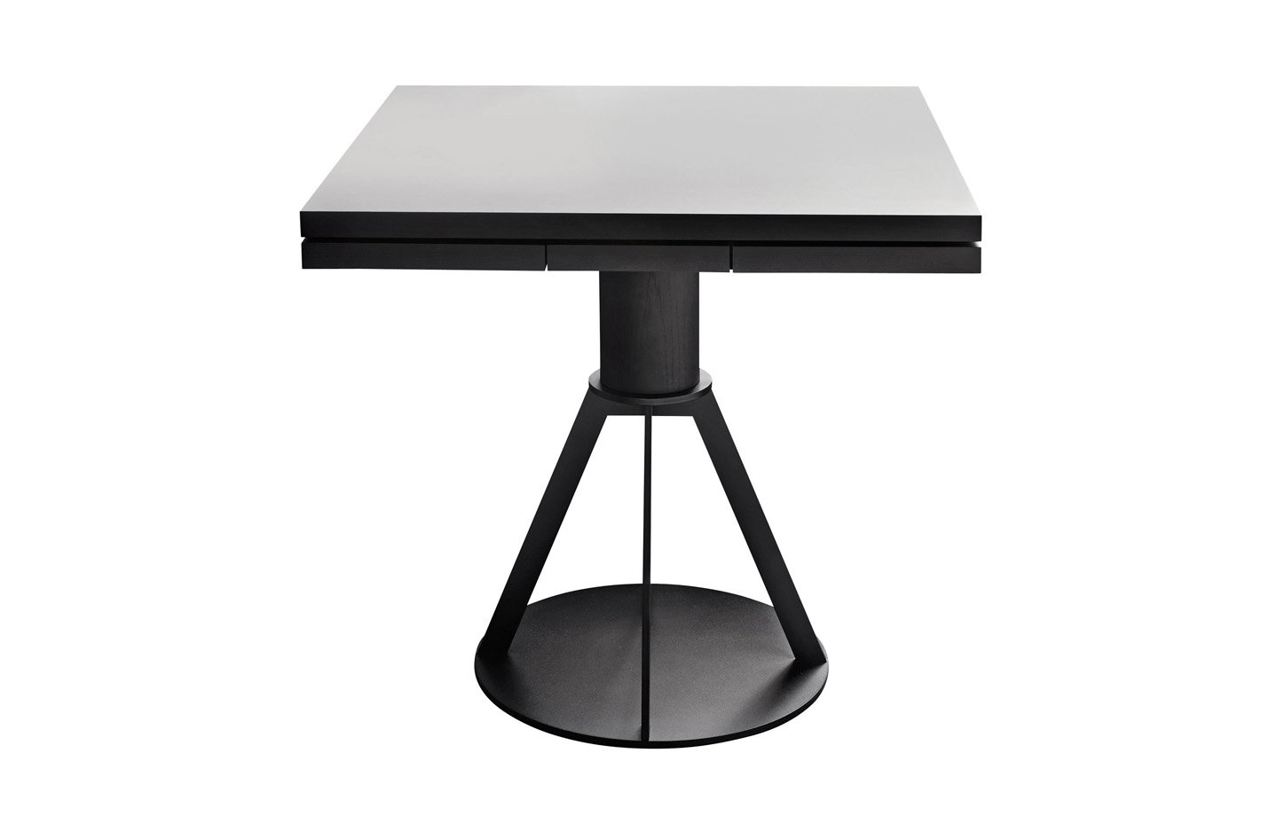 Picture of: Geronimo Extendable Dining Table By Miniforms Fabiia Com