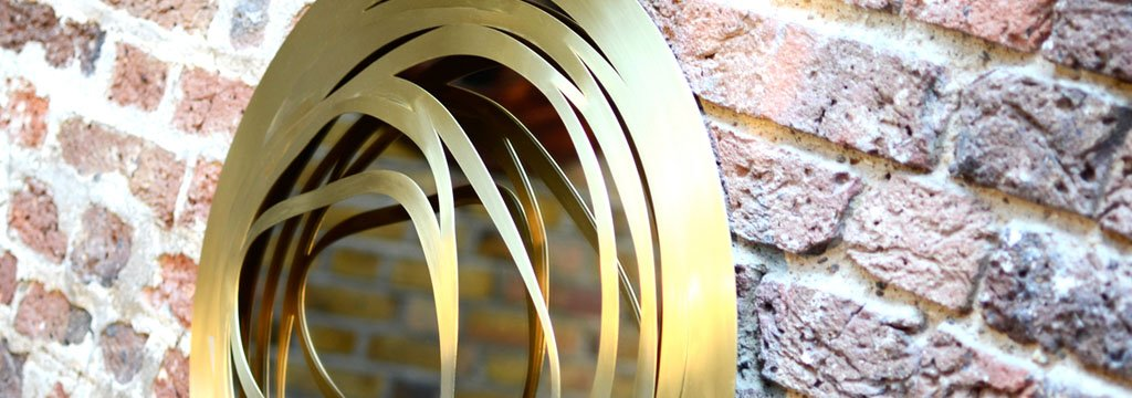 Kirigram - Sculptural Mirrors