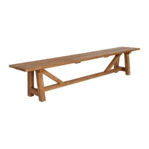 George-teak-bench