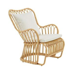Tulip-exterior-lounge-chair-natural-back-cushion