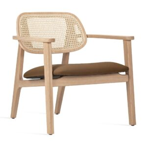 Titus-lounge-chair-natural-oak-side-view