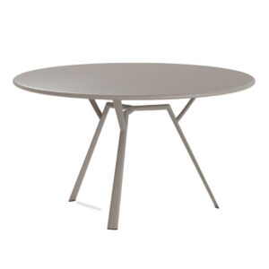 radice-aluminium-outdoor-round-table-Fast-1