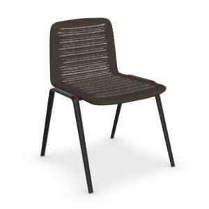 zebra-knit-chair