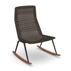 zebra-knit-rocking-lounge-chair