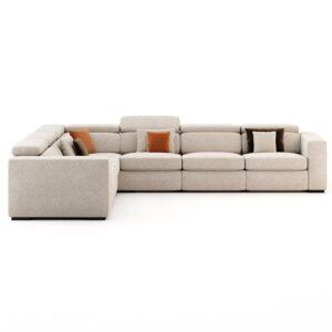 Gold-Corner-Sofa
