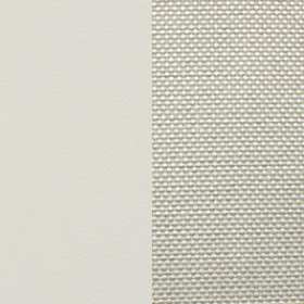 Aluminium warmwhite + Acrylic Nature White
